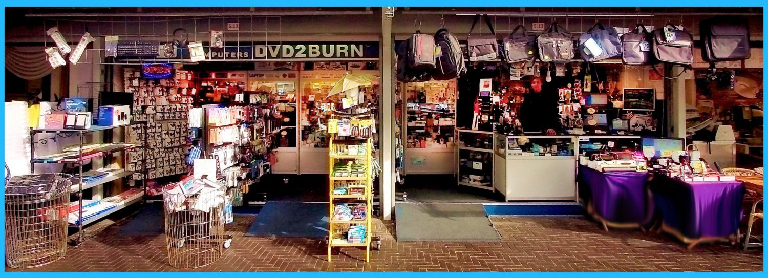DVD2BURN Computers & Electronics